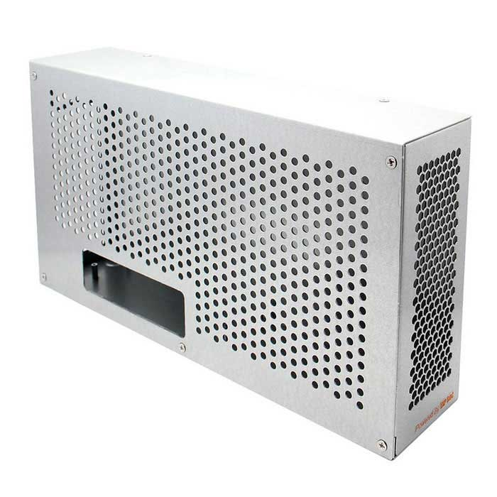 Buy EXP GDC External Graphics Metal Chassis - Silvery White with Litecoins with Free Shipping on Gipsybee.com