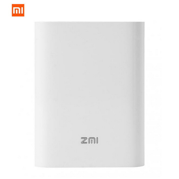 Xiaomi ZMI MF855 7800mAh 3G 4G Wireless Wi-Fi Router Power Bank