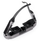 HD 3D FPV IMAX Retina Super Smart Glasses - Titanium