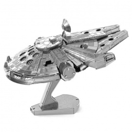 DIY 3D Puzzle Assembled Model Of The Millennium Falcon Toy