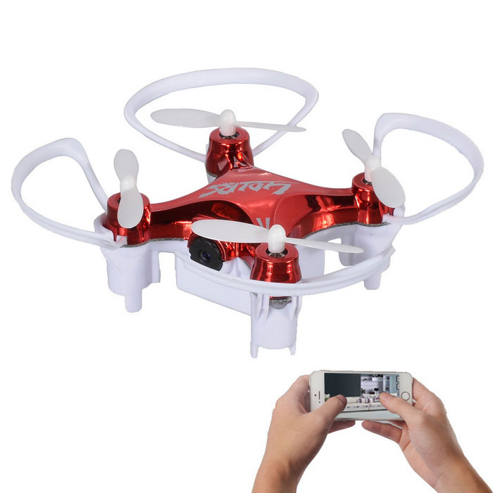 LIDIRC L7HW WIFI FPV 4CH 6-Achsen-Mini-RC-Quadcopter Mit 0,3 MP Kamera