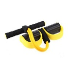 Pedal Force Abdominal Exerciser Leg Trainer - Yellow