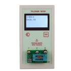 Portable Liquid Crystal Transistor Tester - White