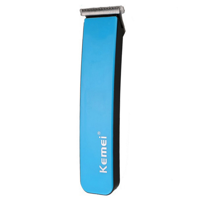 KEMEI KM-3580 4-in-1 Multifunction Shaving Barber Hair Trimmer - Blue for sale in Bitcoin, Litecoin, Ethereum, Bitcoin Cash with the best price and Free Shipping on Gipsybee.com