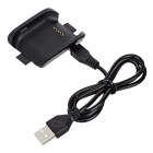 S-What 5V 700mA Charging Dock for Samsung Galaxy Gear V700 - Black