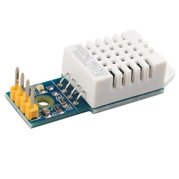 Buy High Precision AM2302 DHT22 Digital Temperature Humidity Sensor with Litecoins with Free Shipping on Gipsybee.com