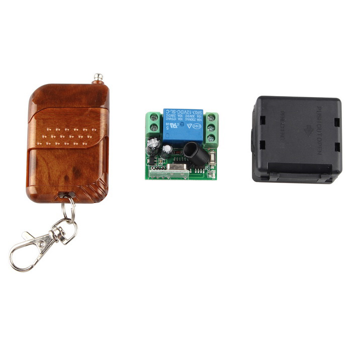 1 Channel Learning Type Wireless RF Remote Control Switch 315MHz 12V
