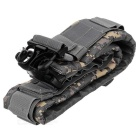 Military Tactical Shotgun Belt - Digital Camouflage
