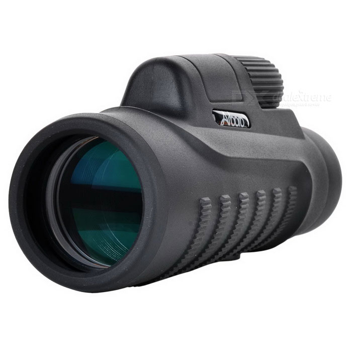 Arboro 10X 42mm HD Monocular - BlackBinoculars And Telescopes<br>Form  ColorBlackQuantity1 DX.PCM.Model.AttributeModel.UnitMaterialAluminum alloy + rubberBest UseClimbing,Rock Climbing,Family &amp; car camping,Backpacking,Camping,Mountaineering,Travel,CyclingFeatureBird watching binocular,Show watching telescope,Landscape watching telescope,Others,Floor quality checking, electricity meter reading, high-voltage power lines maintaining and checkingMagnification10XObjective Diameter42mmWeather resistantYesFogproofNoExit Pupil Diameter3cmEye Relief1cmPrism TypeBAK4Field of View6.5Focus SystemCenterPacking List1 * Monocular1 * English user manual1 * Black cloth pouch1 * Lens cleaning cloth1 * Lanyard<br>