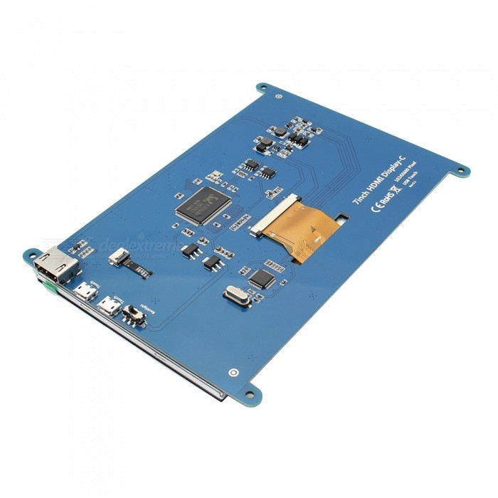 7 Inch HDMI Capacitive IPS Display LCD for Raspberry Pi