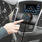 MP3 Player & FM Transmitter & USB Charger Bluetooth Car Kit - Black