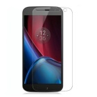 Explosion-Proof Tempered Glass Protector Film for MOTO G4 -Transparent