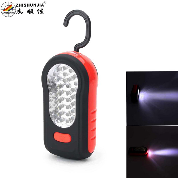 ZHISHUNJIA YH-916 Cold White LED Reading Light / Inspection FlashlightAAA Flashlights<br>Form  ColorRed + BlackModelYH-916Quantity1 DX.PCM.Model.AttributeModel.UnitMaterialPVCOther FeaturesOthers,Strong light, compact and convenient, easy to match the AAA batteryBrandZHISHUNJIAEmitter BrandLuminusLED TypeOthers,LEDEmitter BINV5Color BINCold WhiteNumber of EmittersOthers,36Working Voltage   1.2-1.5 DX.PCM.Model.AttributeModel.UnitPower SupplyAAA (battery is not fit)Current0.8 DX.PCM.Model.AttributeModel.UnitTheoretical Lumens180 DX.PCM.Model.AttributeModel.UnitActual Lumens150 DX.PCM.Model.AttributeModel.UnitRuntime3 DX.PCM.Model.AttributeModel.UnitNumber of Modes2Mode ArrangementHi,LowMode MemoryNoSwitch TypeClicky SwitchSwitch LocationSideLensPlasticReflectorPlastic SmoothBeam Range30 DX.PCM.Model.AttributeModel.UnitStrap/ClipNoOutput(lumens)1-200Runtime(hours)2.1-3Packing List1 * Flashlight<br>