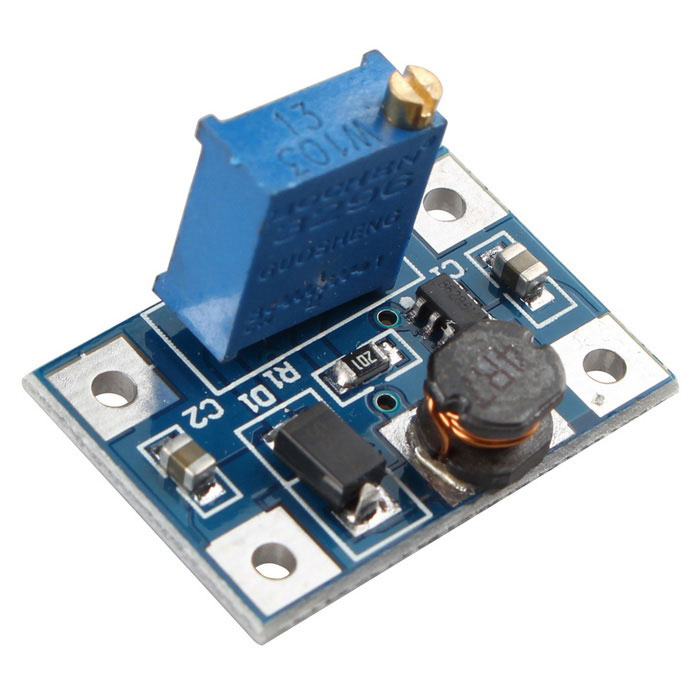DC-DC SX1308 2A Converter Step-UP Adjustable Power Module Booster