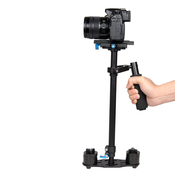 YELANGU S60A Camera Stabilizer w / Quick Release for DSLR / Video