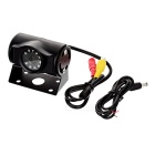 B510 HD Vanntett 10-LED ryggekamera m / Night Vision - Svart