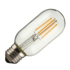 KWB E27 4W 380m 2200K Warm White 4-LED Filament Bulb - Transparent