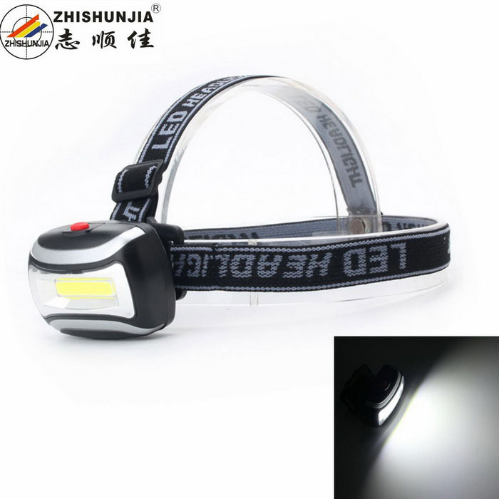 Buy ZHISHUNJIA CH-2016 140lm 3-Mode Neutral White LED Sports Headlamp with Litecoins with Free Shipping on Gipsybee.com
