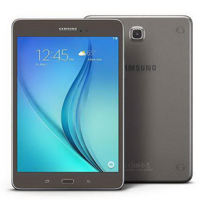 Buy Samsung Galaxy Tab A SM-P355 8.0'' 16GB LTE Black with Litecoins with Free Shipping on Gipsybee.com