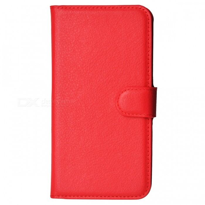 Lichee Pattern Protective Case for Sony Xperia Z2 - RedLeather Cases<br>Form  ColorRedModel001MaterialPUQuantity1 DX.PCM.Model.AttributeModel.UnitShade Of ColorRedCompatible ModelsSony Xperia Z2FeaturesAnti-slip,Shock-proof,Easy-to-remove,Holder functionPacking List1 * Case<br>
