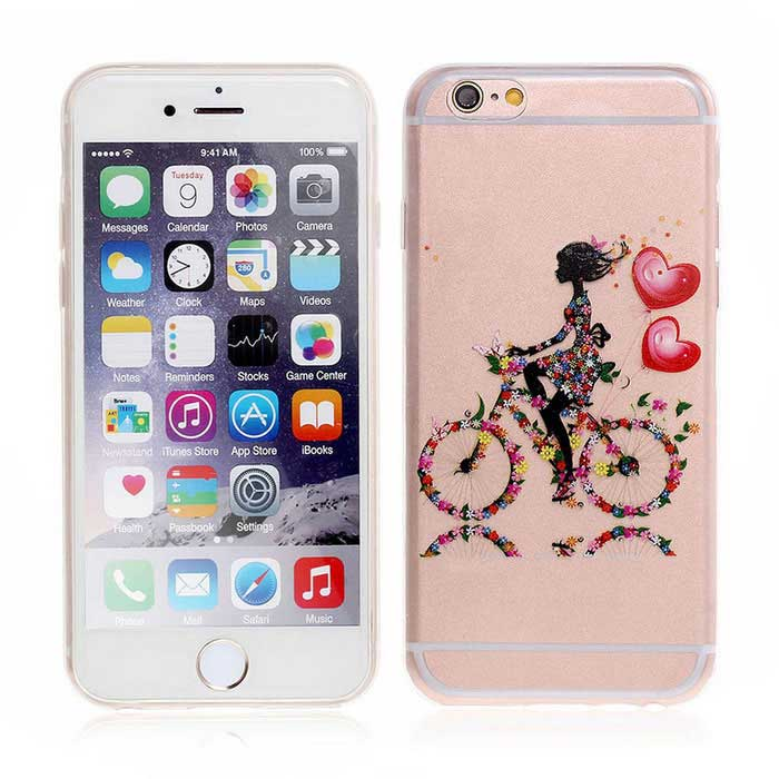 iphone 6 cases for girls szkinston tpu protective cover for iphone 6 6s plus 17531