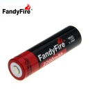 FandyFire XM-L2 988lm 5-Mode alluminio Tactical Flashlight Kit - Grigio