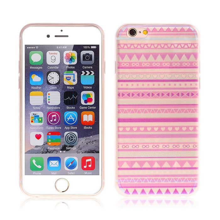 SZKINSTON TPU Protective Case Cover for IPHONE 6 / 6S Plus