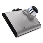 Remax-Cx01 2,7 palcový LCD 1080p HD Car DVR Driving dat Recorder - Gray