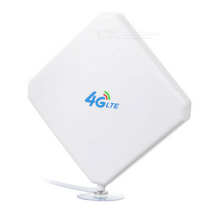 High Gain 35dbi TS9 Antenna for 4G Router - White