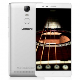 "Lenovo K5 Note Android 5.1 5.5"" Phone w/ 3GB RAM, 32GB ROM - Silver"