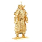 3D Three-Dimensional DIY Assembly Model General - Golden