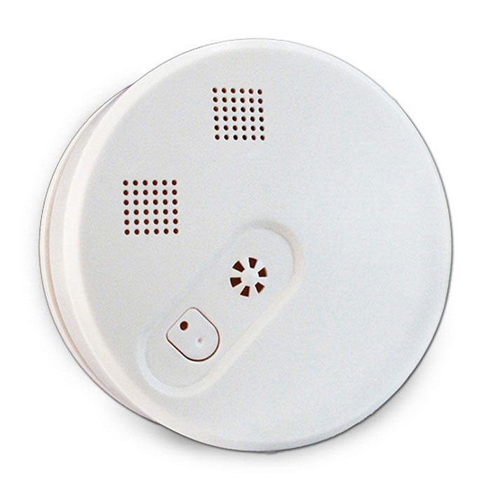 WL-228D Independent Photoelectric Smoke Detector - White