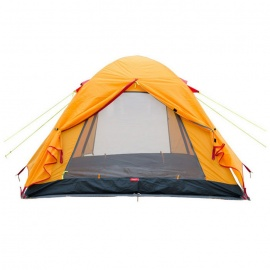 NatureHike Ultralight 2/3-Person Outdoor Camping Tent Kit - Orange