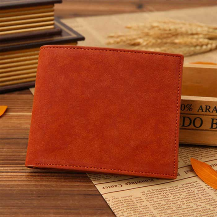 Men's Fashionable PU Wallet Purse
