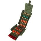 Fusil de chasse Champ Bullets Stockage 25-Slot Bag - Army Green