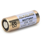 Batteries alcalines DIEWU 12V 23A - Blanc + Or (20 PCS)
