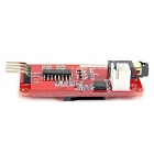 UART Serial MP3 Music Player Module w / 3W vahvistin Arduino - Red