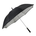 "Helautomatisk 23 ""132 Blå LED 3-Mode Lys Umbrella / lommelykt"