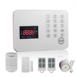 Touch-Keypad-Color-Screen-GSM-Alarm-System
