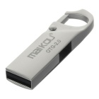 Maikou MK-008 OTG USB 2.0 Flash U Disk avaimenperä - Silver (16GB)