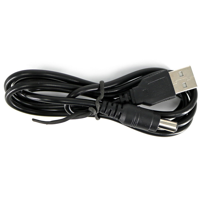 5V Type A Male USB to DC Jack 5.5 * 2.1mm 5V Cable for Arduino