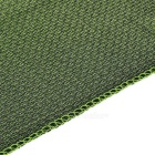 Estate Outdoor Double-sided Sport raffreddamento poliestere Towel - Verde