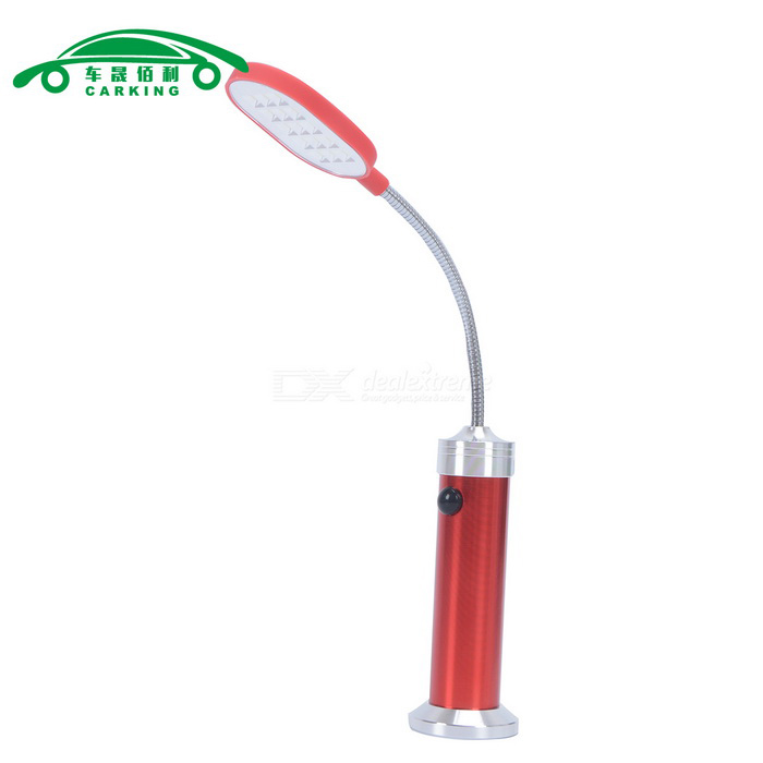 Auto 15-LED Flexible Work Light w/ Strong Magnet