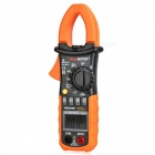 PEAKMETER MS2008B 4000 Teller Digital Clamp Meter - Orange + Svart