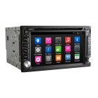"Ownice C300 6.2"" Android 4.4 Quad-Core Universal 2 Din Car DVD Player"