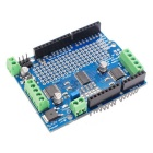 Motor / Stepper / Servo / Robot Shield V2 Module - Blue