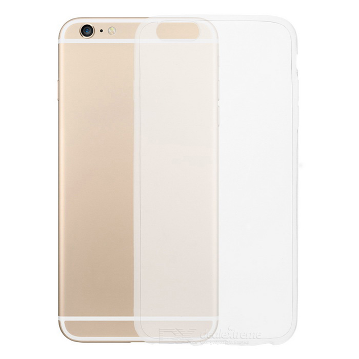 Dx coupon: 0.3mm TPU Back Case for IPHONE 6 PLUS / 6S PLUS - Transparent