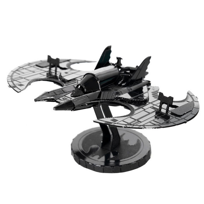 DIY 3D Puzzle Model Of Educational Toys Assembled Bat Wing - Black