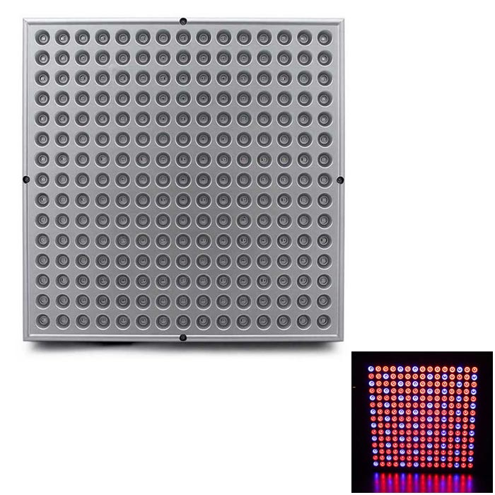 youoklight YK6008 14W 225-3528 LED-firkantet plante vokser lys (US plugger)