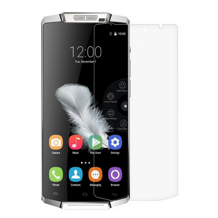 Tempered Glass Screen Protector Film for OUKITEL K10000 - Transparent